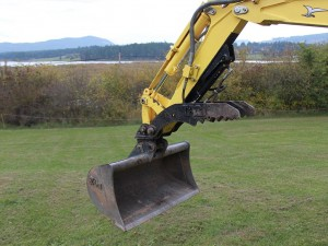 Dirty Digger Contracting Services - Vio 17 Clean Up Bucket