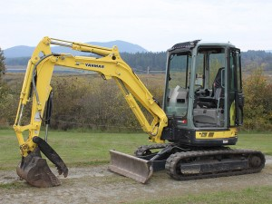 Dirty Digger Excavating Services - Vio 35