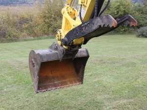 Dirty Digger Contracting Services - Vio 35 Clean Up Bucket