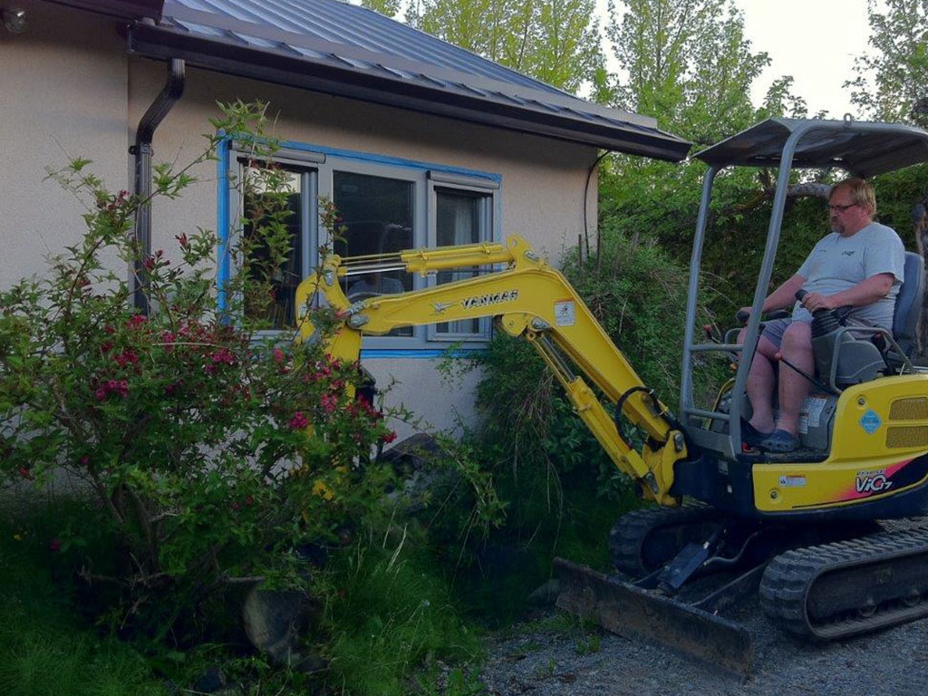 Plant a fruit tree or two? Dirty Digger Contracting