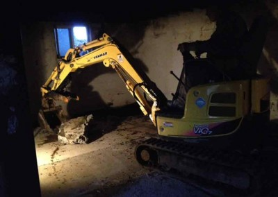 Dirty Digger Contracting Victoria Duncan BC Demolition Services