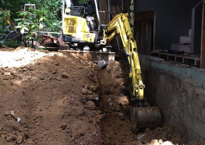 Dirty Digger Contracting Victoria Duncan BC Drainage Services