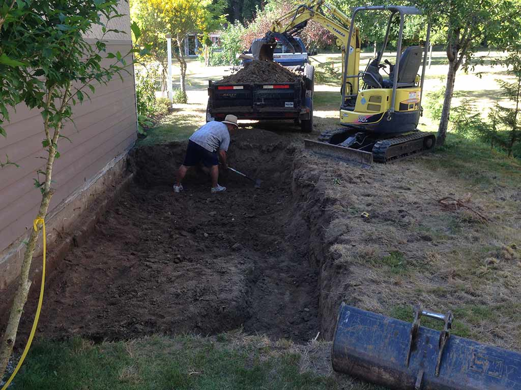 Want a new addition to your house? Dirty Digger Contracting
